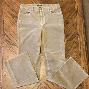 Lauren Jeans Company Ralph Lauren, Corduroy